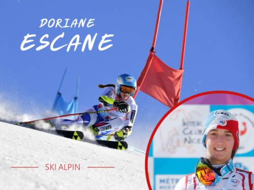 Doriane Escané